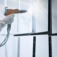 Công nghệ Sơn tĩnh điện nước